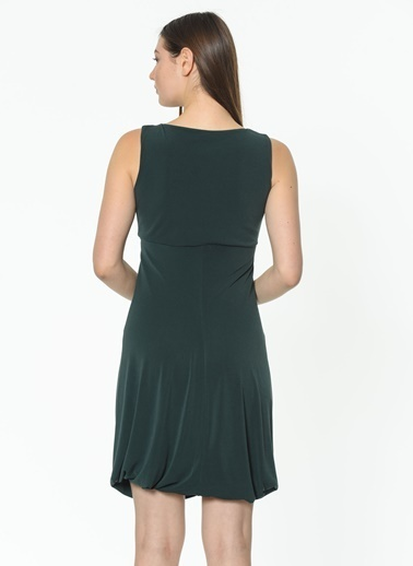Sandro Ferrone Elbise Yeşil